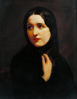 John Everett Millais. Miss Anne Ryan