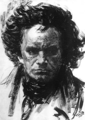 Grigory Borisovich Inger. Beethoven