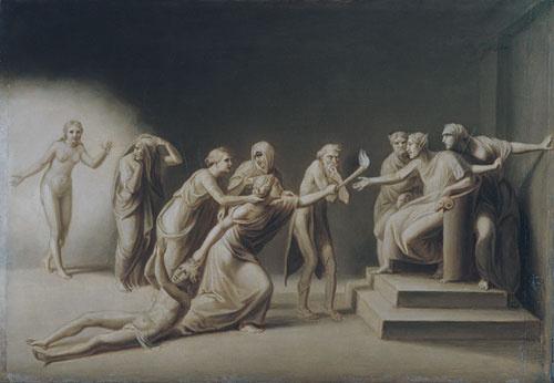 John Vanderlin. The Calumny Of Apelles