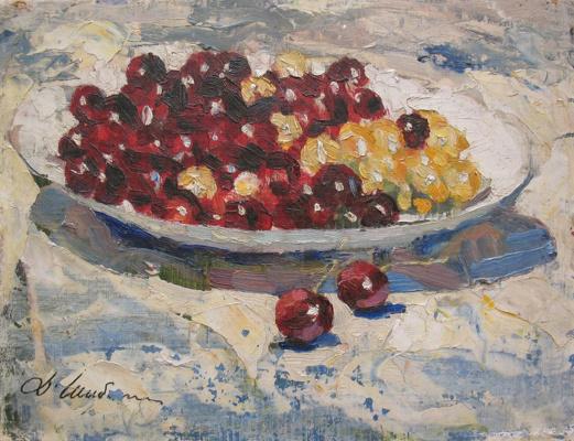 Дамиан Васильевич Шибнев. Sweet cherry