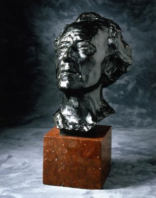 Auguste Rodin. Gustav Mahler
