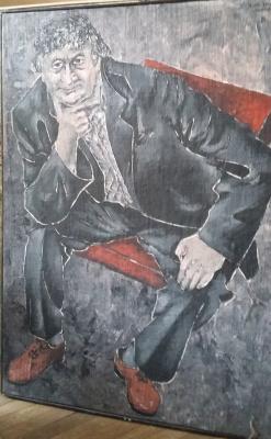 Nikolay Zverev. Avant-garde