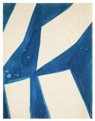 Ellsworth Kelly. Untitled
