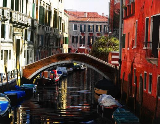 Raffaella Spence. Summer in Venice