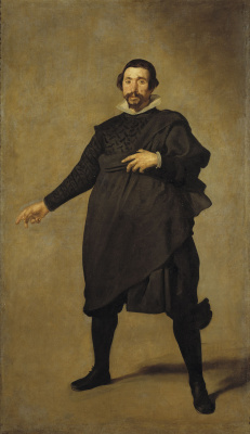 Diego Velazquez. Pablo de Valladolid