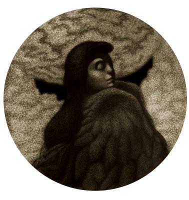 Nikolai Nikolayevich Sednin. The Bird Sirin