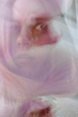 Varvara Nikolaevna Ivanova. Self-portrait