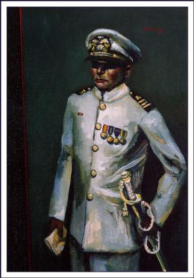 Джон Кугар Мелленкамп. Мужской портрет