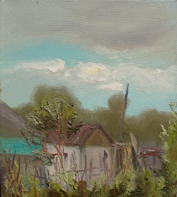 Elena Valyavina. House in Cumaca