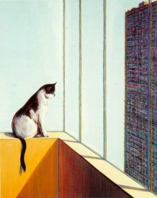 Wayne Thibaut. Cat