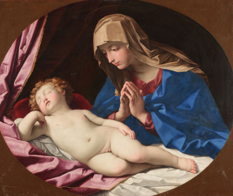 Guido Reni. Copy