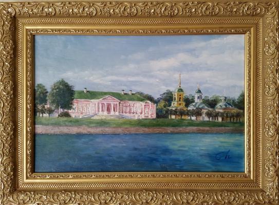 Irina Belyaeva. Kuskovo
