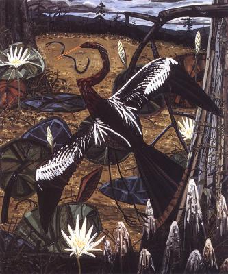 Дэвид Бейтс. Змея и птица