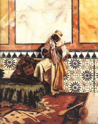 Рудольф Эрнст. Северная Африка