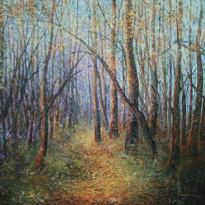 Vadim Viktorovich Maslennikov. Forest mystery