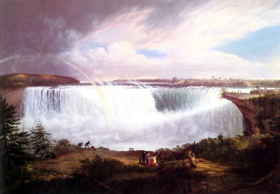 Алван Фишер. Водопады