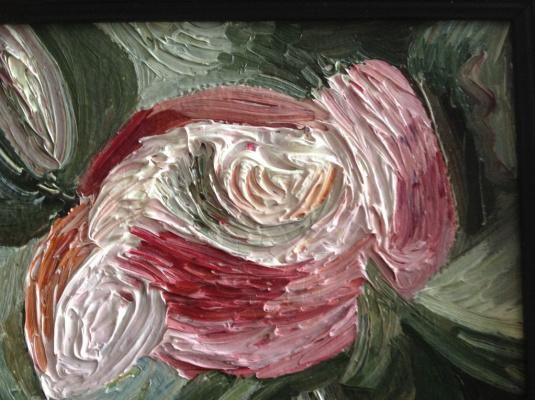 "Agnessa Morkovina. ""Flower """
