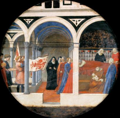 Tommaso Masaccio. Christmas