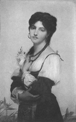 Jules Joseph Lefebvre. Bride Of Sorrento