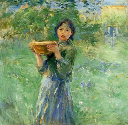 Berthe Morisot. Jug of milk