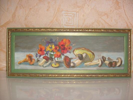 Tatiana Mykolayivna Lapteva. Mushrooms