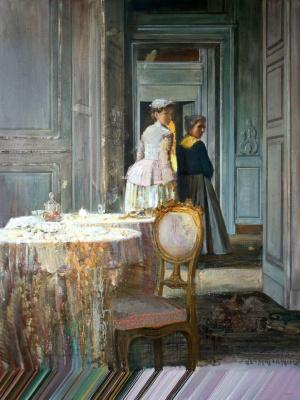 Igor Mikhailovich Gusev. Television for maids