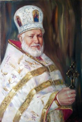 Виталий Викторович Жердев. Priest Anatoly Bulgakov