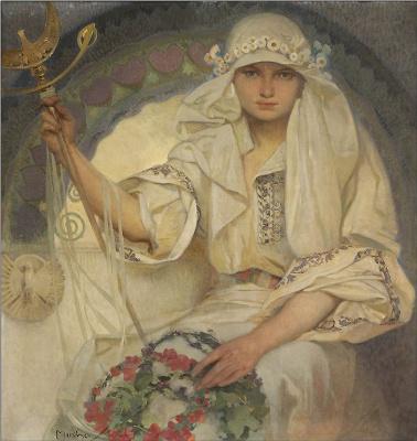 Alfons Mucha. Slavia