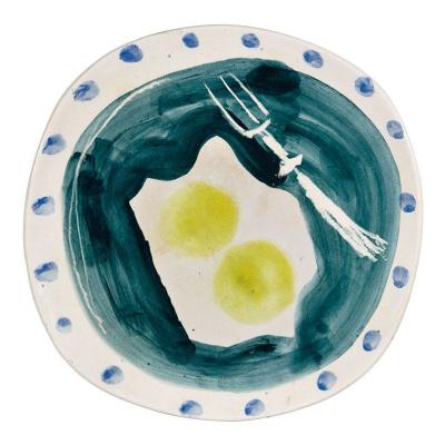 Пабло Пикассо. Блюдо с яичницей