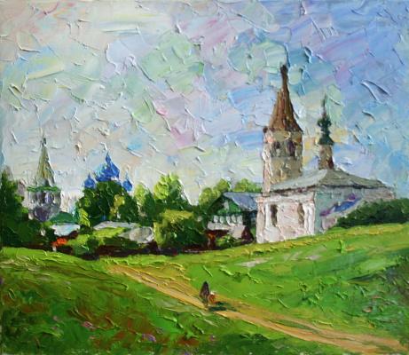 Михаил Рудник. Suzdal
