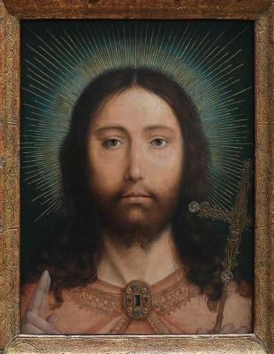 Quentin Masseys. Christ the Savior