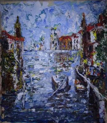 Yuri Valeryevich Churilov. Venice