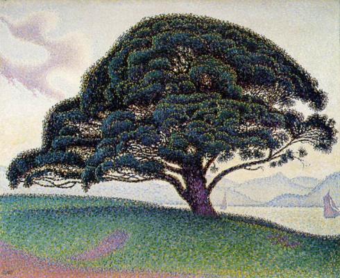 Paul Signac. Pine, Bonaventura