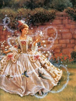 Рут Сандерсон. Танец