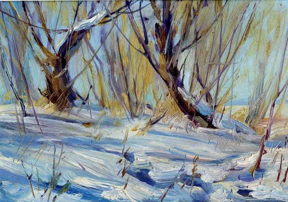 Konstantin Leonidovich Antipov. March (Study)