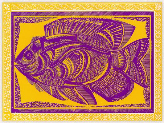 Стивен Алкорн. Рыба