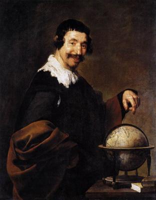 Diego Velazquez. Democritus