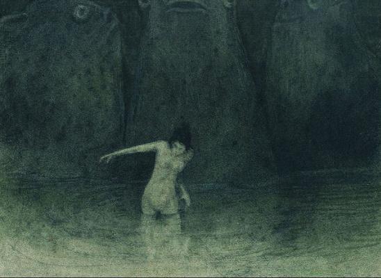 Alfred Cubin. Bog