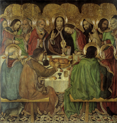 Jaime Yge. Last Supper