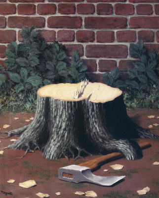 René Magritte. The Works Of Alexander
