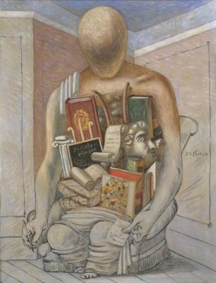 Giorgio de Chirico. Philosopher