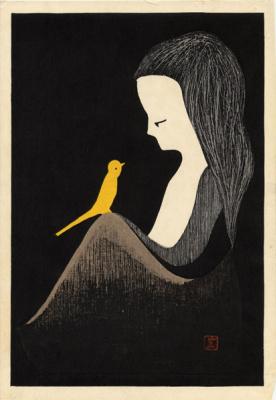 Каору Кавано. Желтая птица