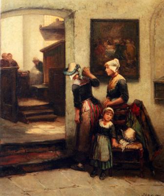 Йохан Мари Тен Кейт. Сюжет 11