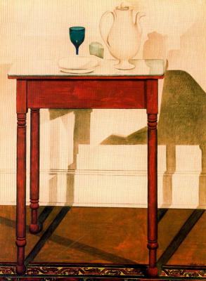 Charles Schiller. Table