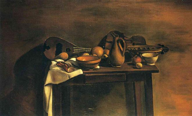 Andre Derain. Table