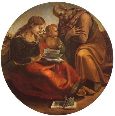 Luke Signorelli. Saints