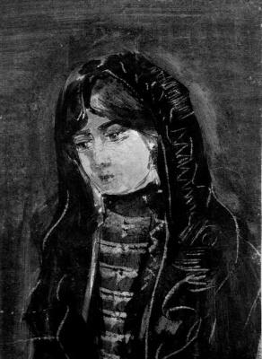 Арби Абдул-Каримович Рассуханов. Вдова