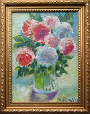 Alexander Nikolaevich Bezrodny. Sunny bouquet
