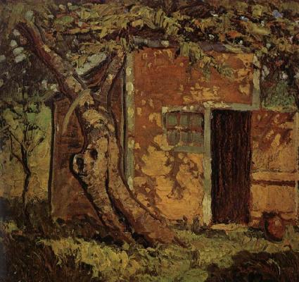 Grant Wood. Tree