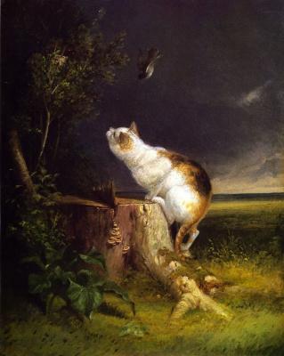 William Holbrook Byrd. He's a birdwatcher